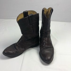 Justin's  | Leather Boots Men's Size 9D